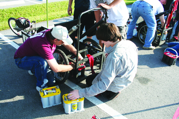 Electrathon Of Tampa Bay Begins Season With Strong Competitors