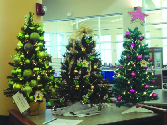 Get Into The Holiday Spirit With A Visit To The 3rd Annual Festival Of Trees