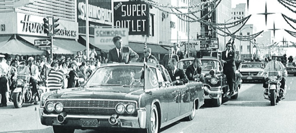 History Center Exhibition Marks 50th Anniversary Of JFK's Visit To Tampa