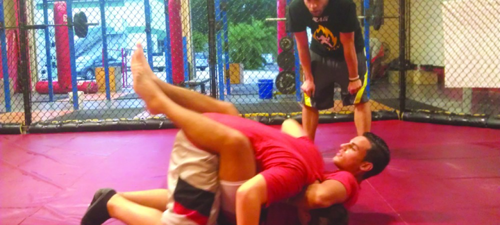 FrontLine Fitness Empowers With MMA Against Bullying Workshop