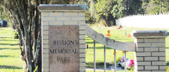 Help Preserve Ruskin Memorial Park By Contributing To Newly Established Endowment Fund