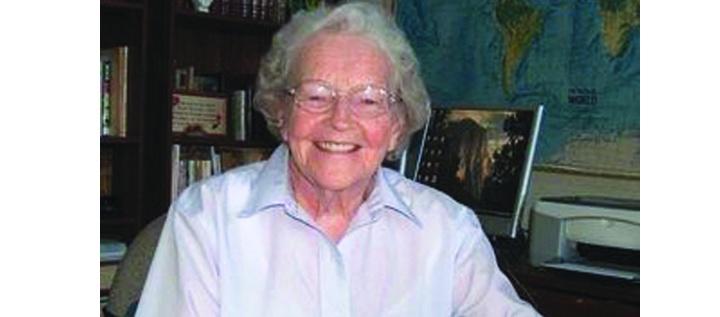 Bevis Honors Passing Of School's Namesake
