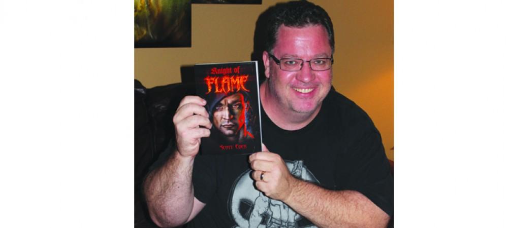 Scott Eder Contemporary Fantasy Author