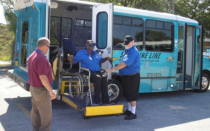 County Approves Purchase Of Bus Passes For The Transportation Disadvantaged