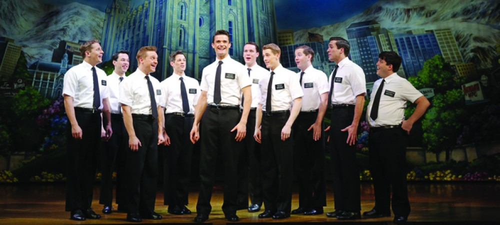 The David A. Straz, Jr. Center Broadway Season Kicks off With The Book of Mormon
