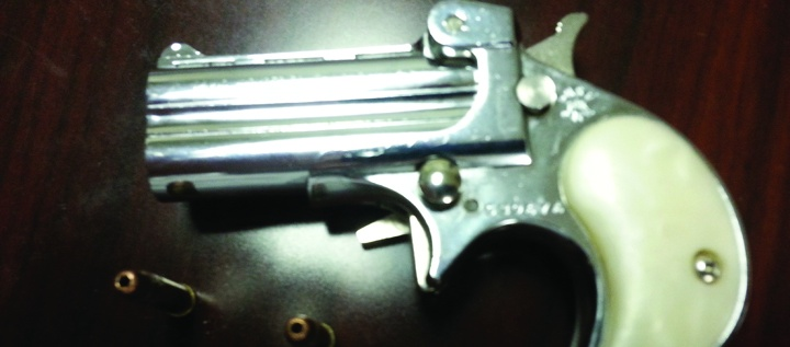 Nine-Year-Old Elementary Student Brings Loaded .22 cal Gun To School