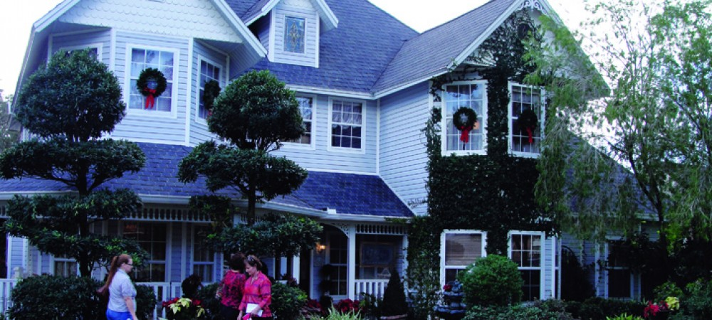 Brandon Service League Proudly Presents Its 21st Annual Holiday Home Tour