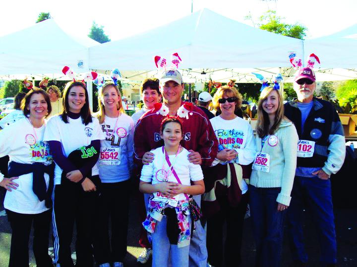 Brandon Resident Is Honoree For Upcoming Jingle Bell Walk For Arthritis