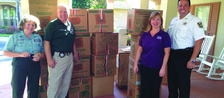 Community Supports Operation Medicine Cabinet