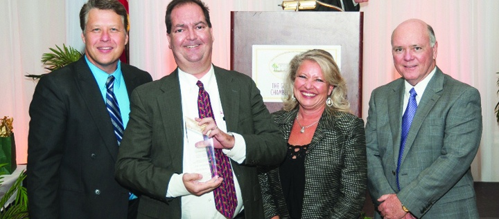 2013 Small Business Of The Year Award Winners Honored
