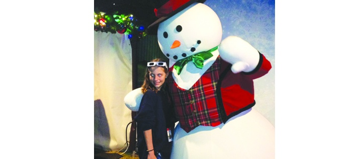 Family Traditions Continue At Second Annual Busch Gardens Christmas Town