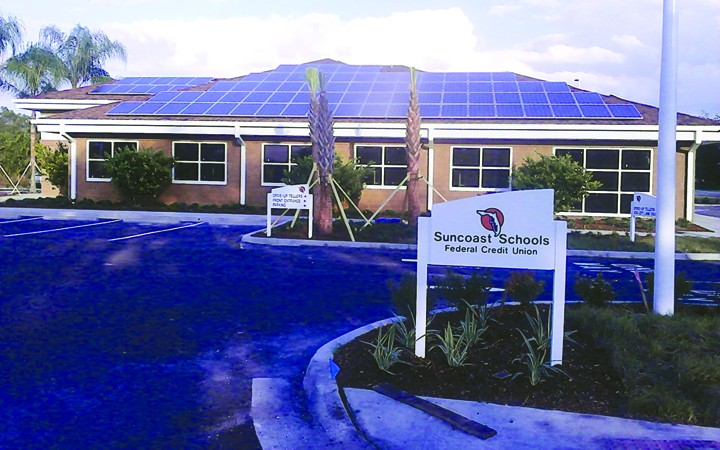 Suncoast Schools Federal Credit Union Readies For Opening