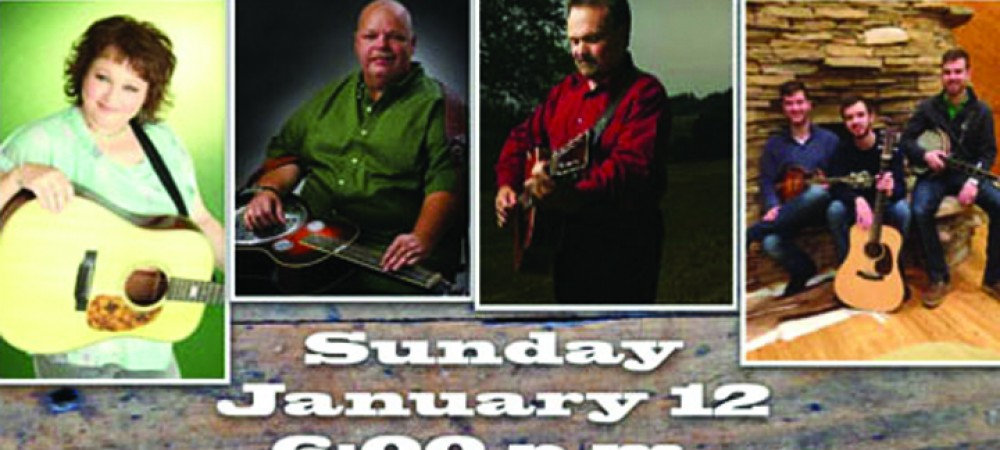 First United Methodist Church Of Brandon To Present Bluegrass Concert