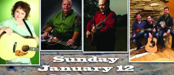 First United Methodist Church Of Brandon To Present Bluegrass Concert