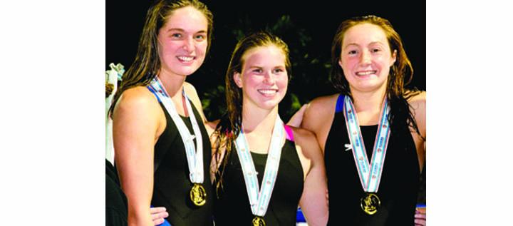 BSAC Celebrates Swim And Dive Season Success