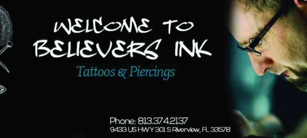 Believers Ink Tattoo LOGO