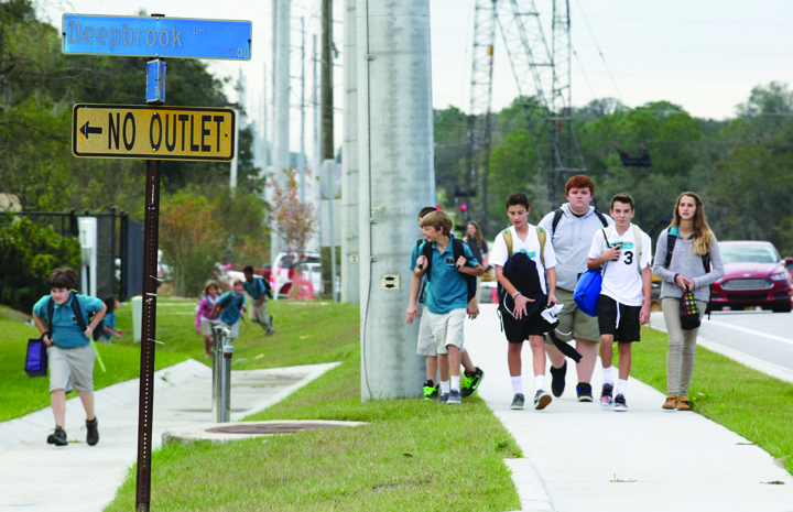 Parents urged to put safety first respect traffic laws Belle creek