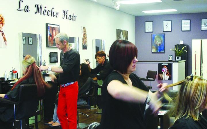 OverA Century Of Experience Sets La Mèche Hair Salon Apart