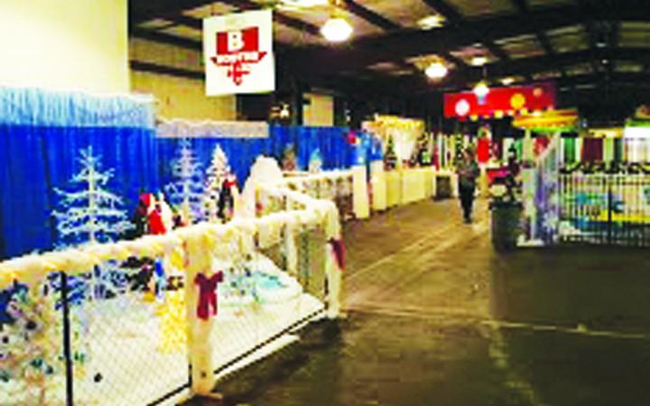Showmen's Association Makes Christmas A Reality For Needy Children