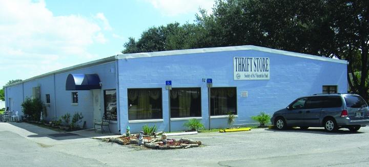 St. Vincent de Paul Reaches Out To East Hillsborough Community