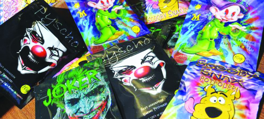 Synthetic Marijuana K2 Spice