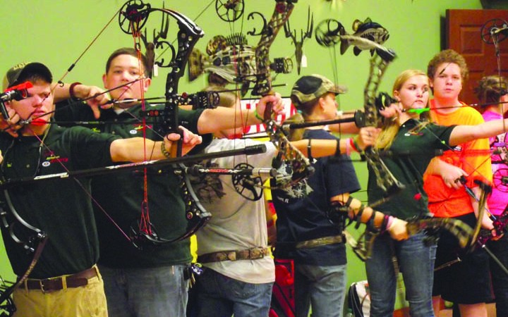 Tampa Bay Junior Olympic Archery Development Is On Target