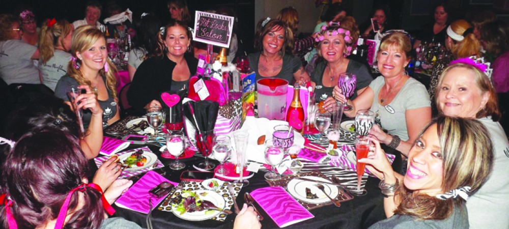 "Be Pretty As A ""Pig""Ture At Center Place's 22nd Annual Wild Dame Night"