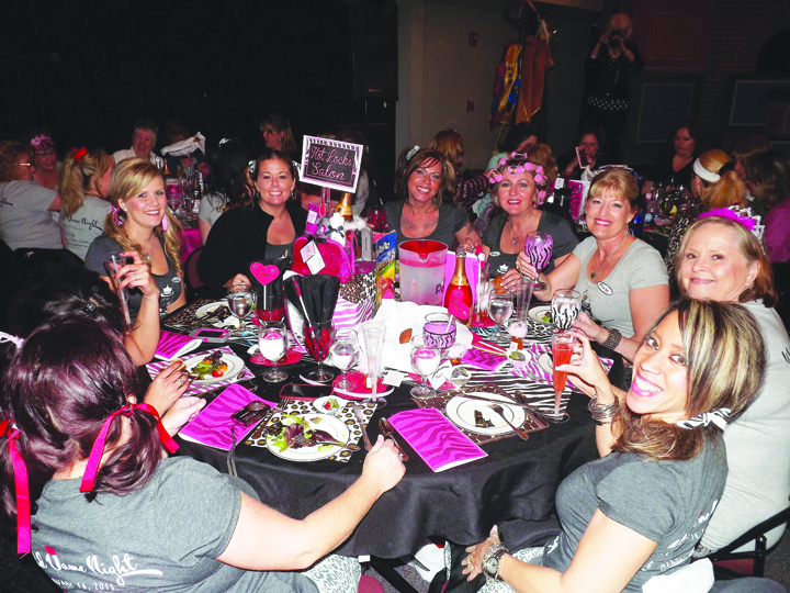 """Be Pretty As A """"Pig""""Ture At Center Place's 22nd Annual Wild Dame Night"""