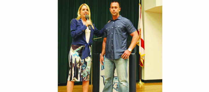 Bondi Pairs With Drunk Driving Offender To Give Strong Message To Teens