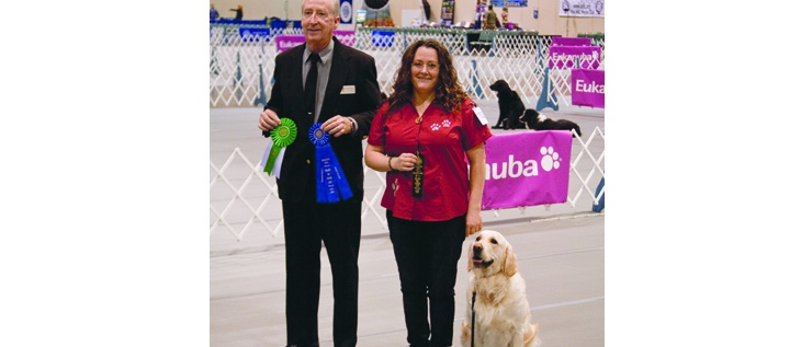 Valrico Resident Competes In Inaugural AKC® Obedience Classic