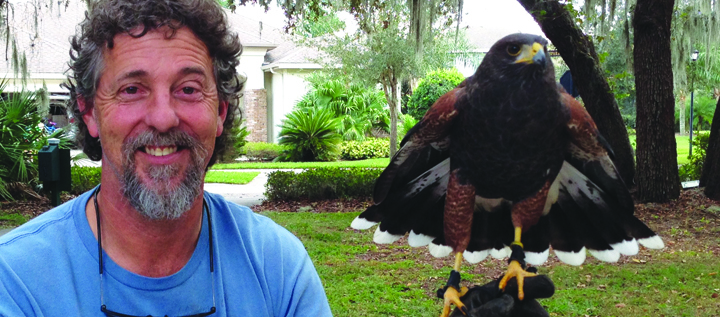 Rabbits, Squirrels No Match For Riverview Hunter And Bird Of Prey, Nitro