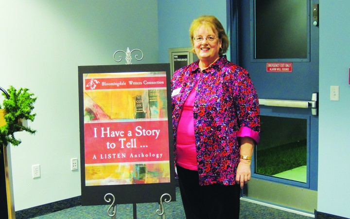 Library Life Story Writing Program Celebrates Publication Of First Book