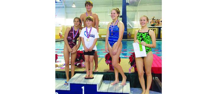 BSAC Dive Team Sports First Tourney Success