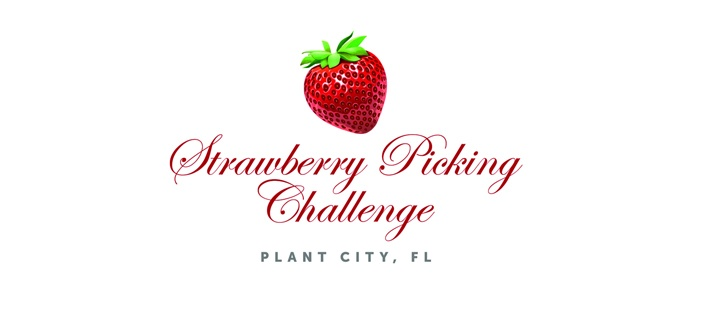 Wish Farms Hosts Strawberry Picking Challenge