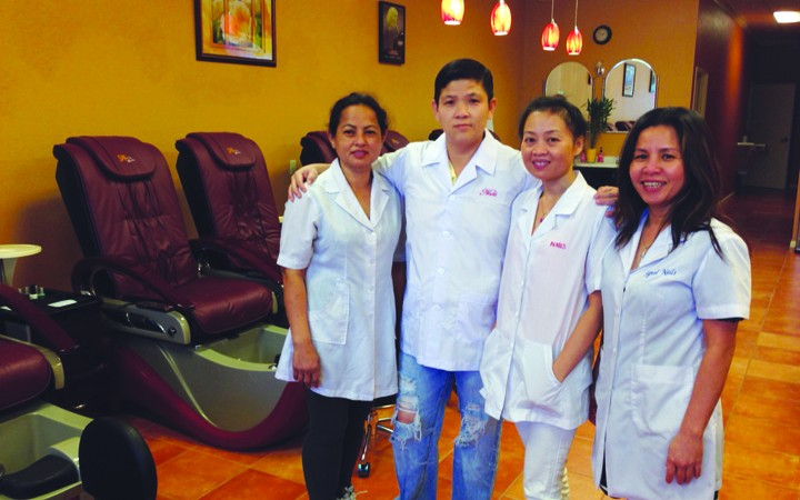Family-Owned Angel Nails & Spa Opens To Serve FishHawk Ranch