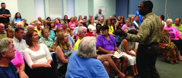 Bloomingdale Residents Gear Up For County Area Transportation Improvements Meeting