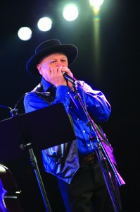 Renowned artist Charlie McCoy will perform at the second Nashville Hall of Fame concert held at the Sun City Center United Methodist Church next month.