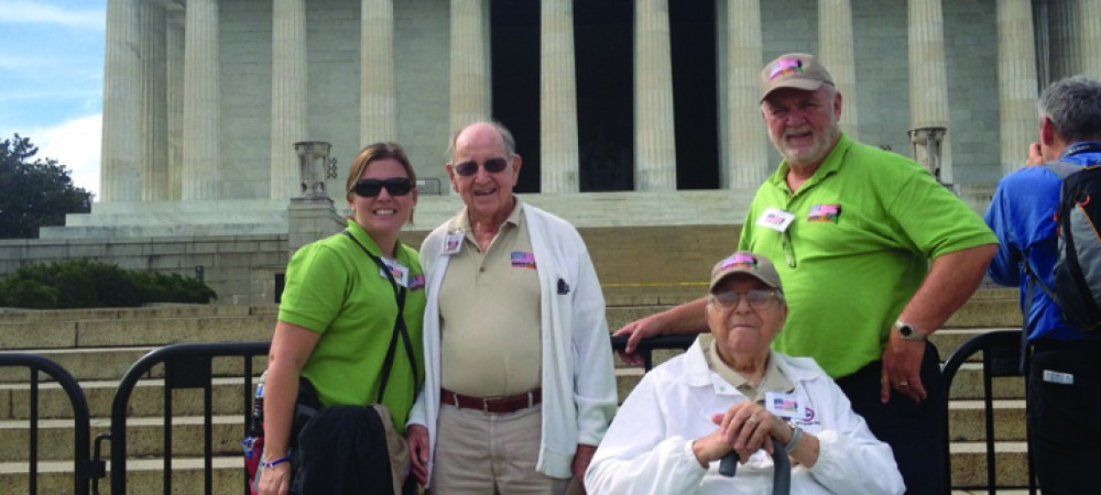 Sporting Clays Event Supports Honor Flight