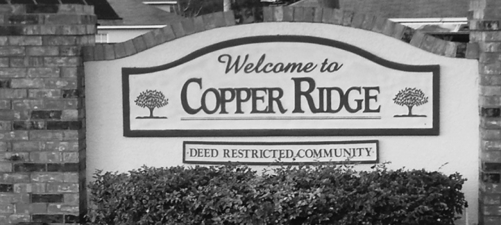 Copper Ridge fancy