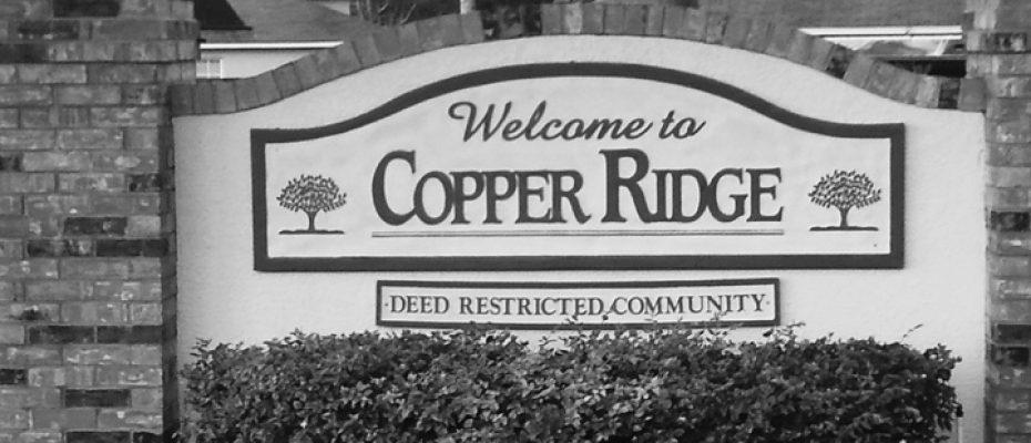 Copper Ridge fancy
