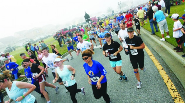 Community To Host 17th Annual FishHawk Road Race To Support Area Schools
