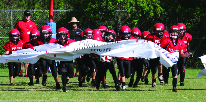 Pinecrest Pilots Open Registration For Spring Tackle Football Season