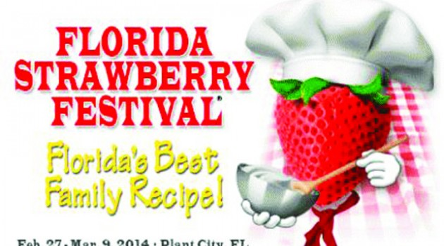 Fabulous Concerts, Food, Rides & More At Annual Strawberry Festival