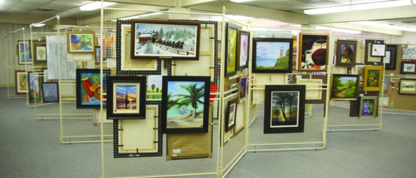 EHAG Issues A Call To Artists For The 2014 Florida Strawberry Festival Fine Arts Show