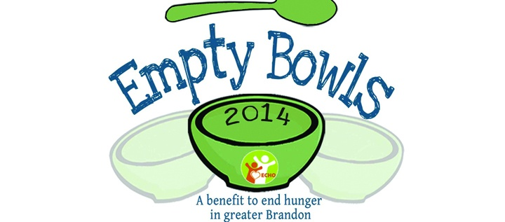 ECHO Raises Hunger Awareness With 2nd Annual Empty Bowls
