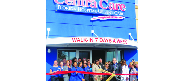 Free Flu Shots Offered To Celebrate New Urgent Care Center Grand Opening