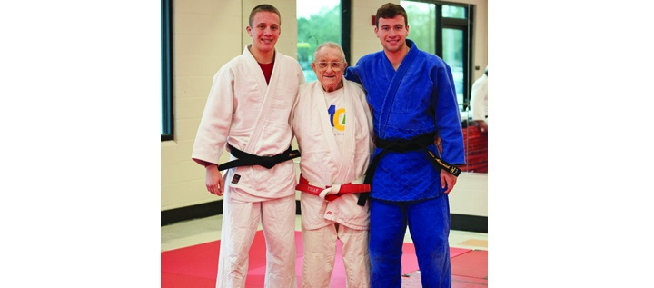 Local Twins Earn Black Belt In Judo