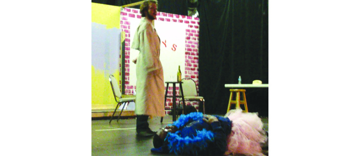 The Village Players To Present 'The Pink Panther Strikes Again'