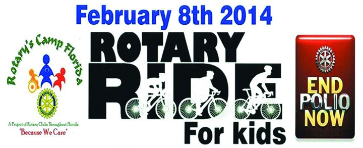 Rotary Clubs Come Together To Ride For Kids