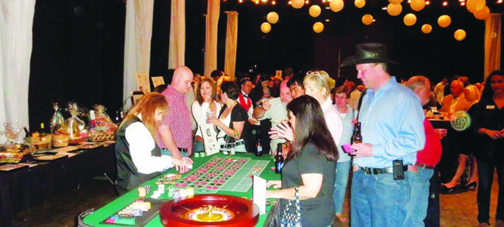 7th Annual Saddles N' Spurs Casino Night Provides Funding For Great Programs At BSAC